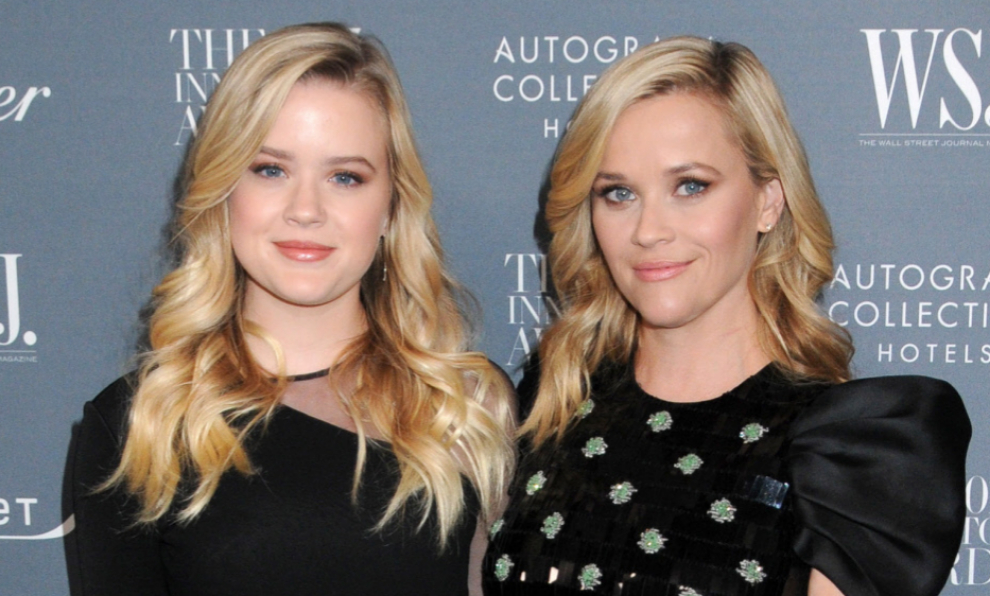 Ava Phillippe y su madre, la actriz Reese Witherspoon.