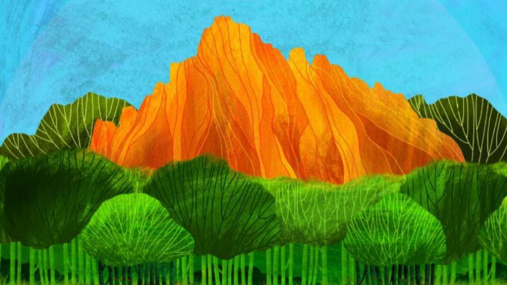 Hnging Rock, en Australia. Esta roca misteriosa es el escenario de la...