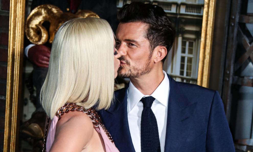 Katy Perry y Orlando Bloom han anunciado que serán padres por primera...