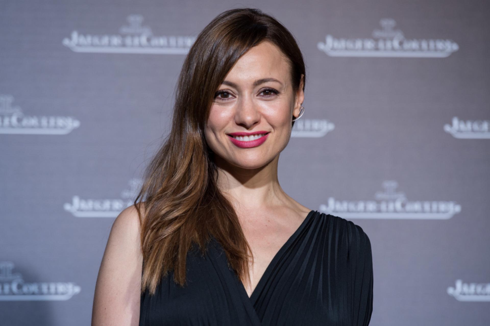 La actriz Natalia Verbeke.