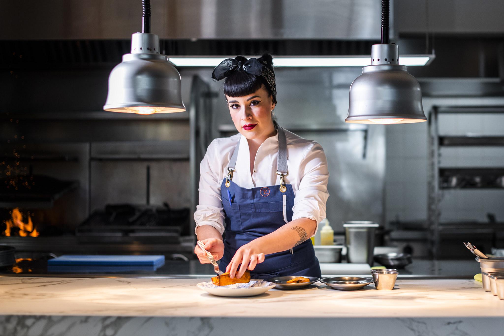 Sara Perales, Chef del restaurante Pedegrú