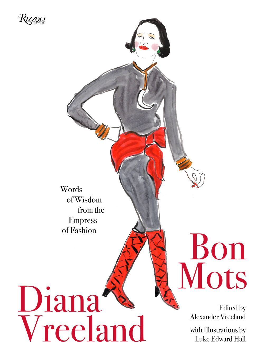 Portada del libro Bon Mots: Words of Wisdom from the Empress of...