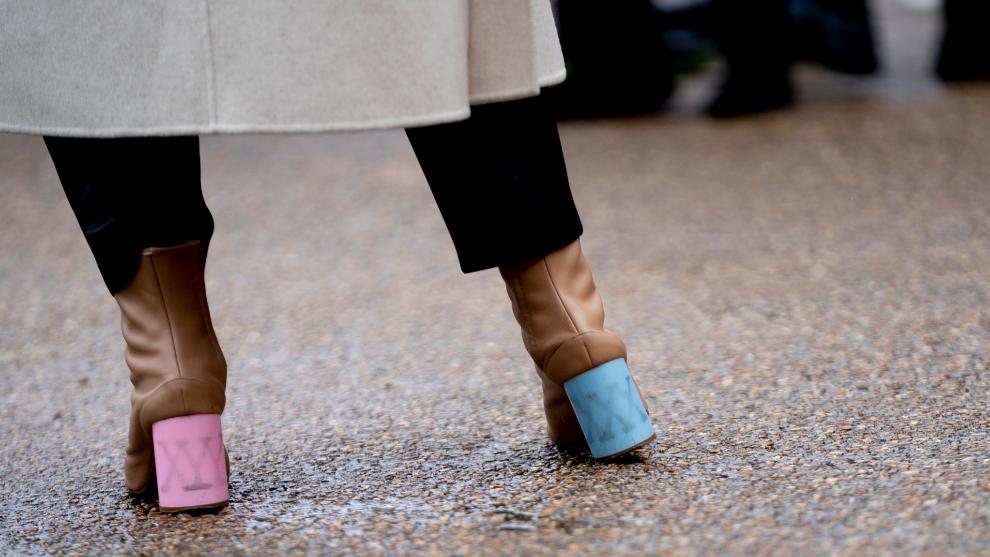 Los botines que vamos a llevar en primavera son de tacones originales...