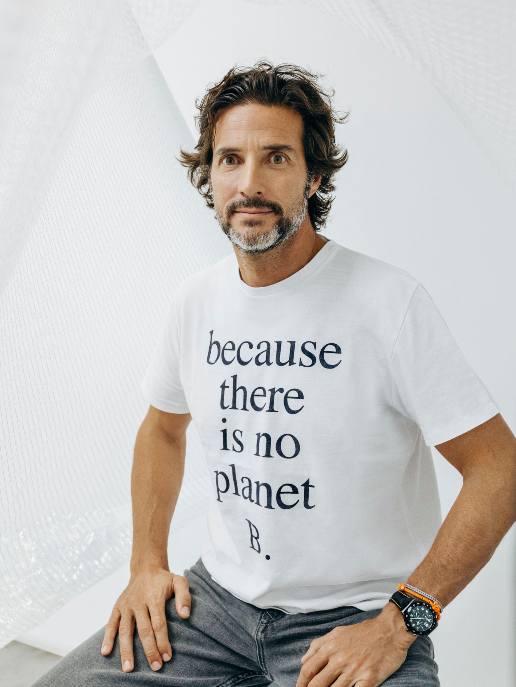Javier Goyeneche, fundador de Ecoalf