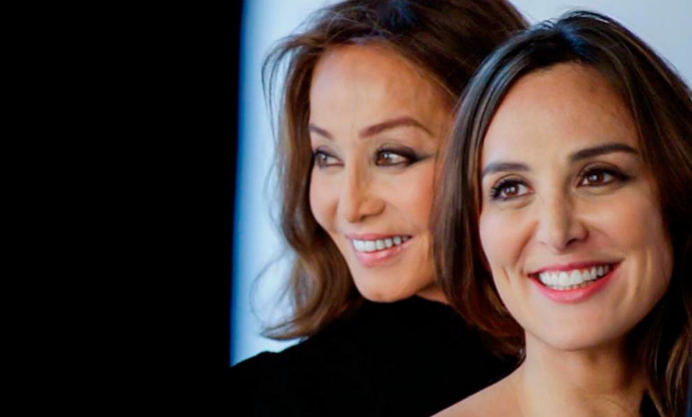 Tamara Falcó e Isabel Preysler, madre e hija, publican una...