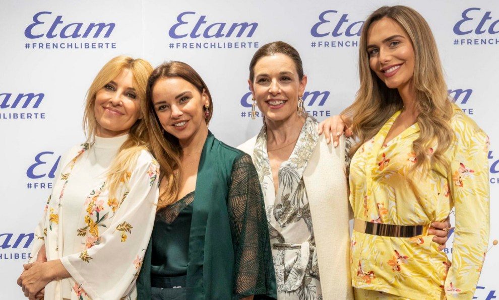 Chenoa, Cayetana Guillén Cuervo, Raquel Sánchez Silva y Ángela...