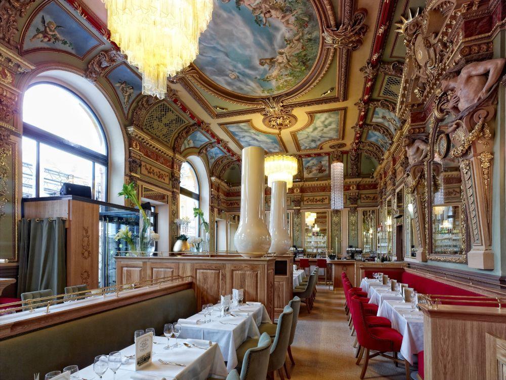 El romanticismo de Toulouse está en Le Bibent