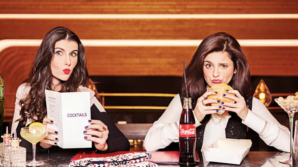 Comer fuera de casa sin ganar peso es posible.