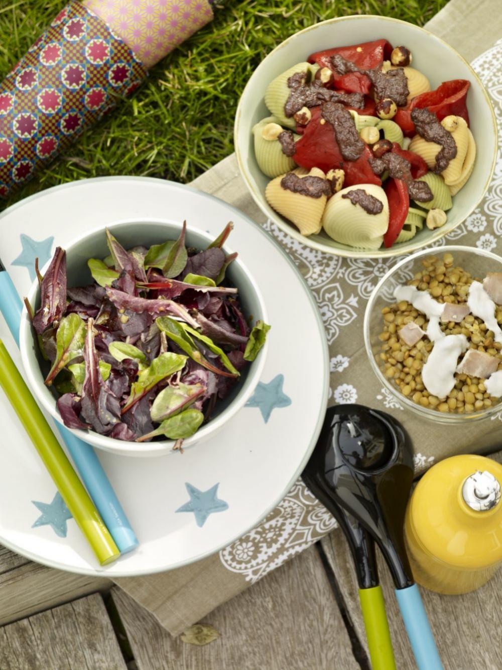 Los aliados de tu dieta: hortalizas, verduras, legumbres...