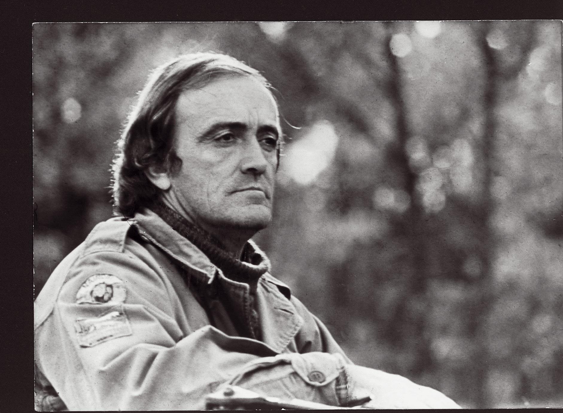 Félix Rodríguez de la Fuente.