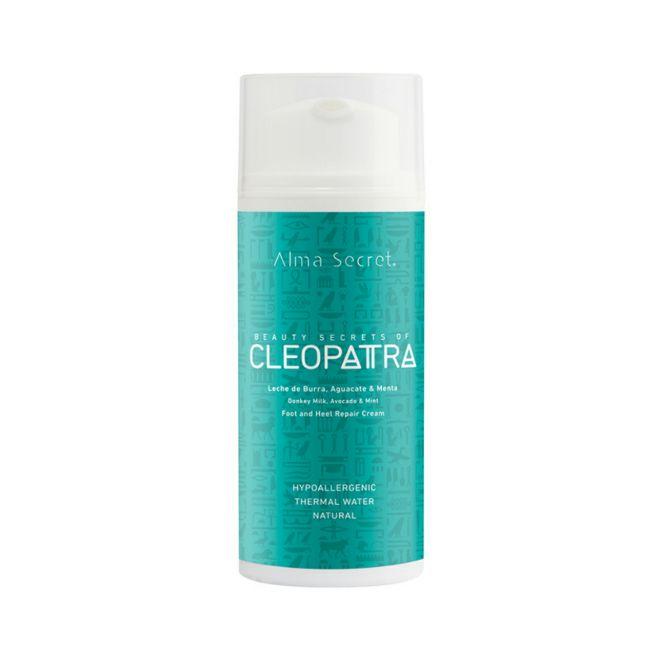 Beauty Secrets of Cleopatra, de Alma Secret (15 euros). Crema ultrahidratante para talones con ingredientes que nutren, calman y reparan.