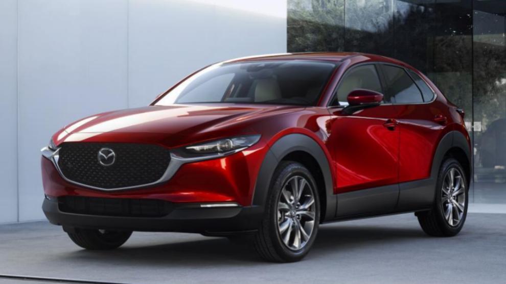 El nuevo Mazda CX-30