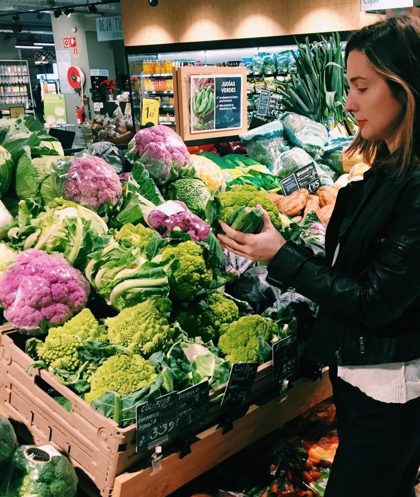 Durante el estado de alarma sí se puede acudir al supermercado, cumpliendo siempre las medidas de seguridad.