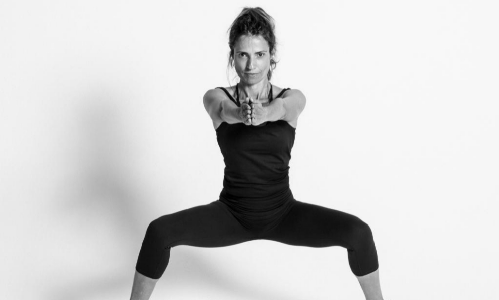 Gema García Marcos tiene los trucos para mantenerte en forma en casa.