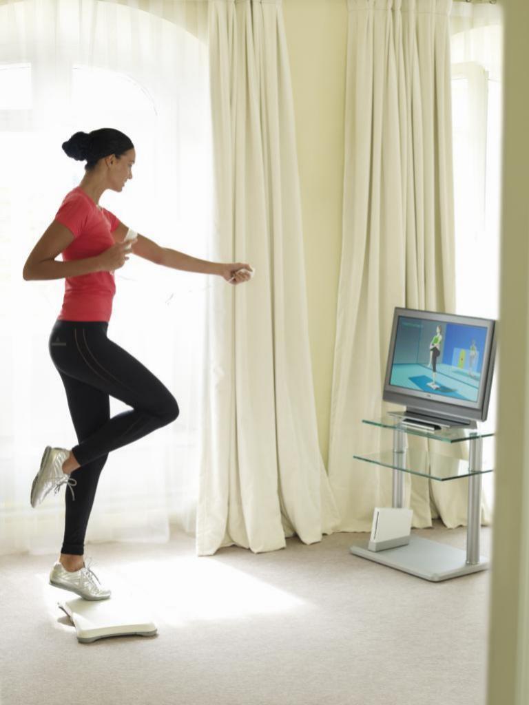 Sigue tu rutina fitness en tu portátil o IPad.