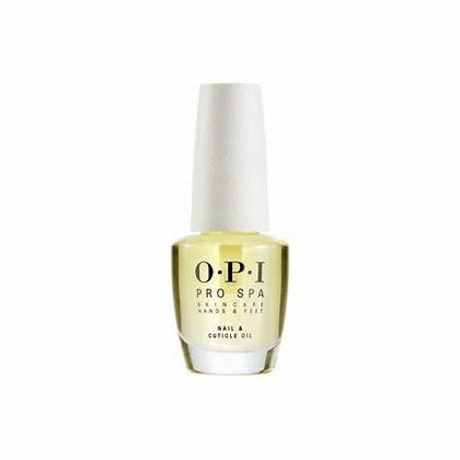 Aceite para uñas y cutículas, O.P.I.