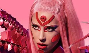 Lady Gaga en un fotograma de su nuevo videoclip Stupid Love