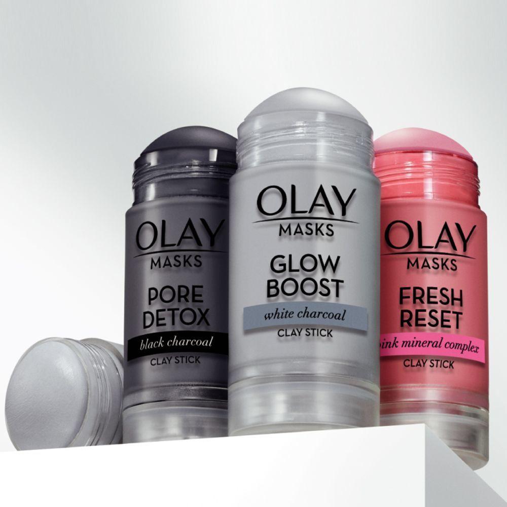 Clay Masks de Olay.