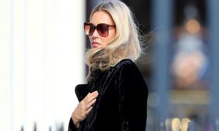Kate Moss en Londres