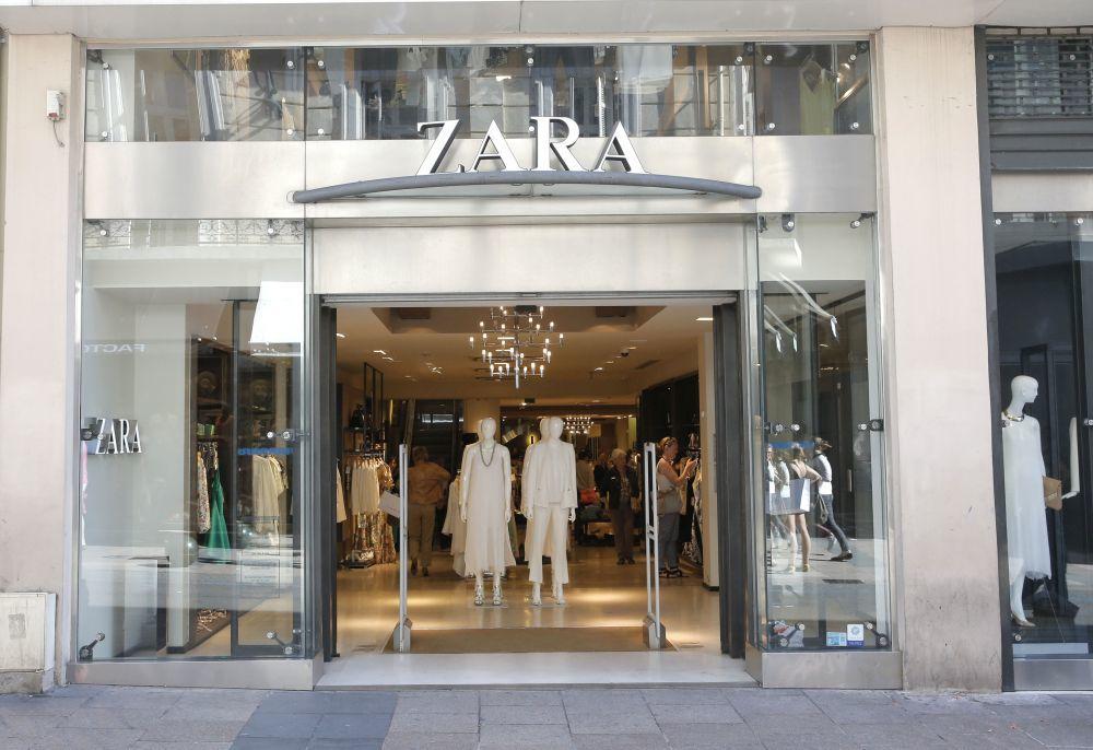 Tienda de Zara.