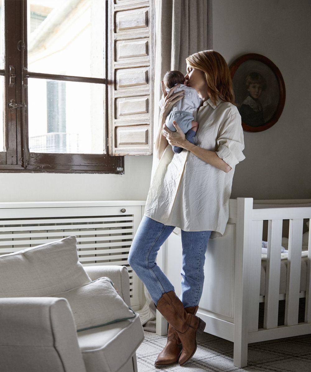 La luz y la temperatura, esencial para el descanso de los bebés.