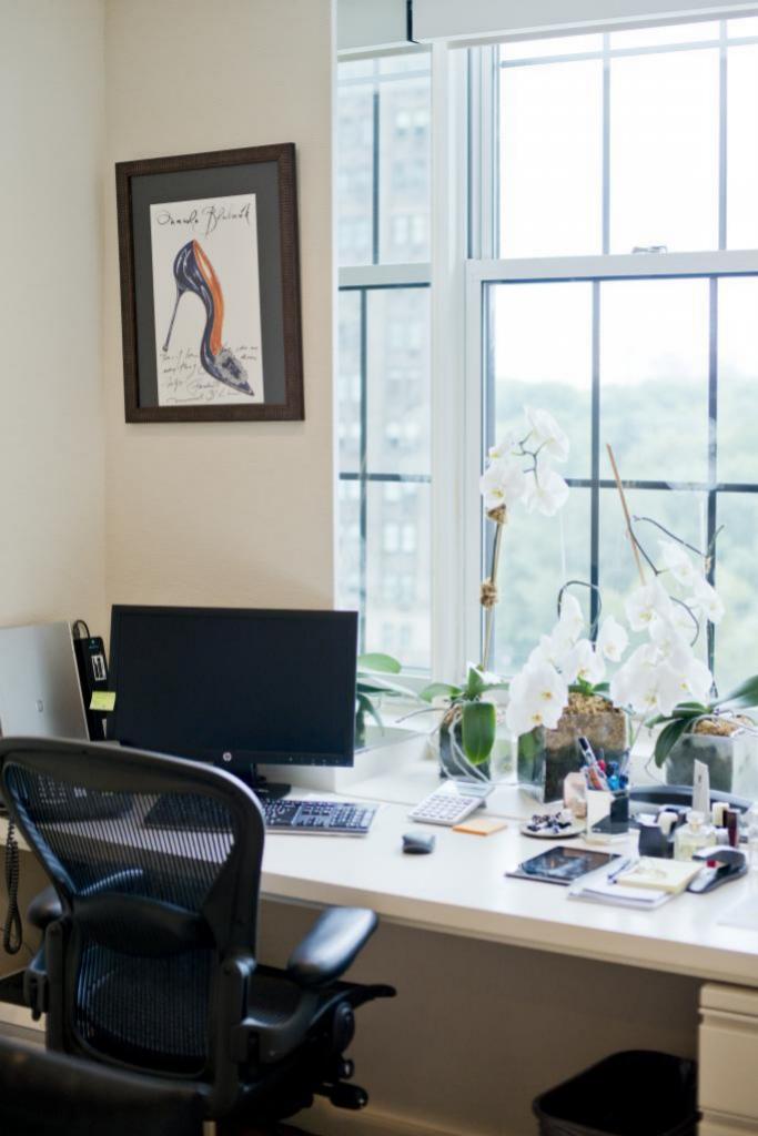 Una ventana frente al escritorio te permite descansar la vista del ordenador cada cierto tiempo.