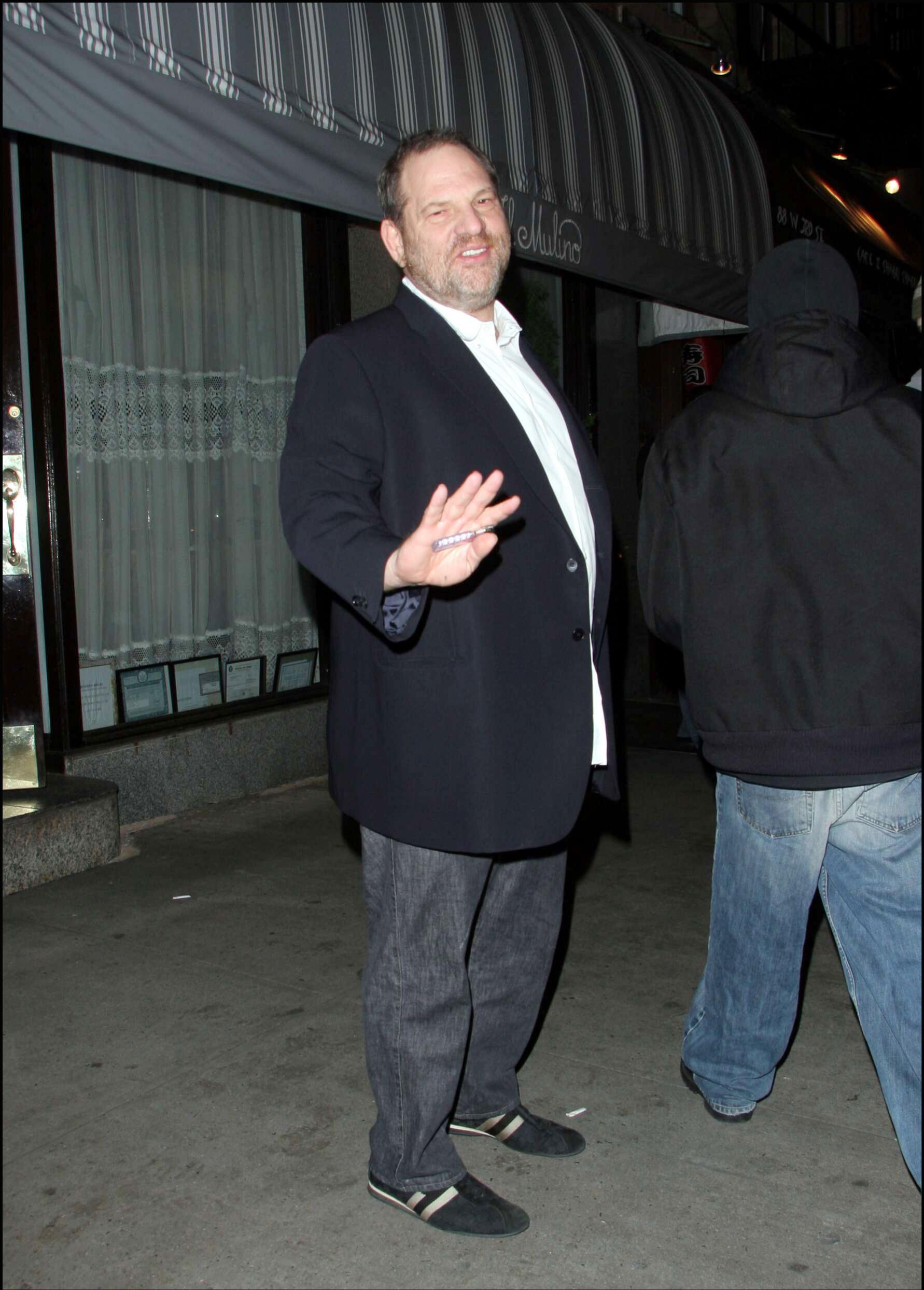 Harvey Weinstein en Nueva York, en una imagen de 2005.