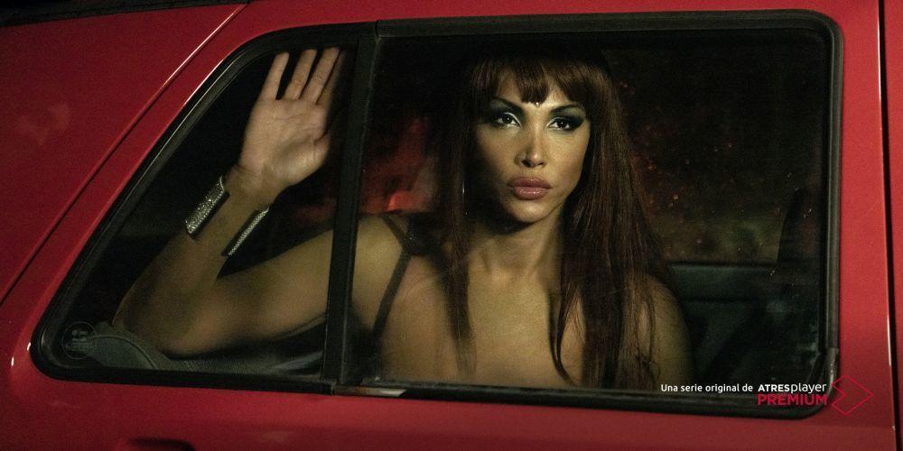 Daniela Santiago es otra de las actrices que interpretan a La Veneno en la serie de Los Javis.