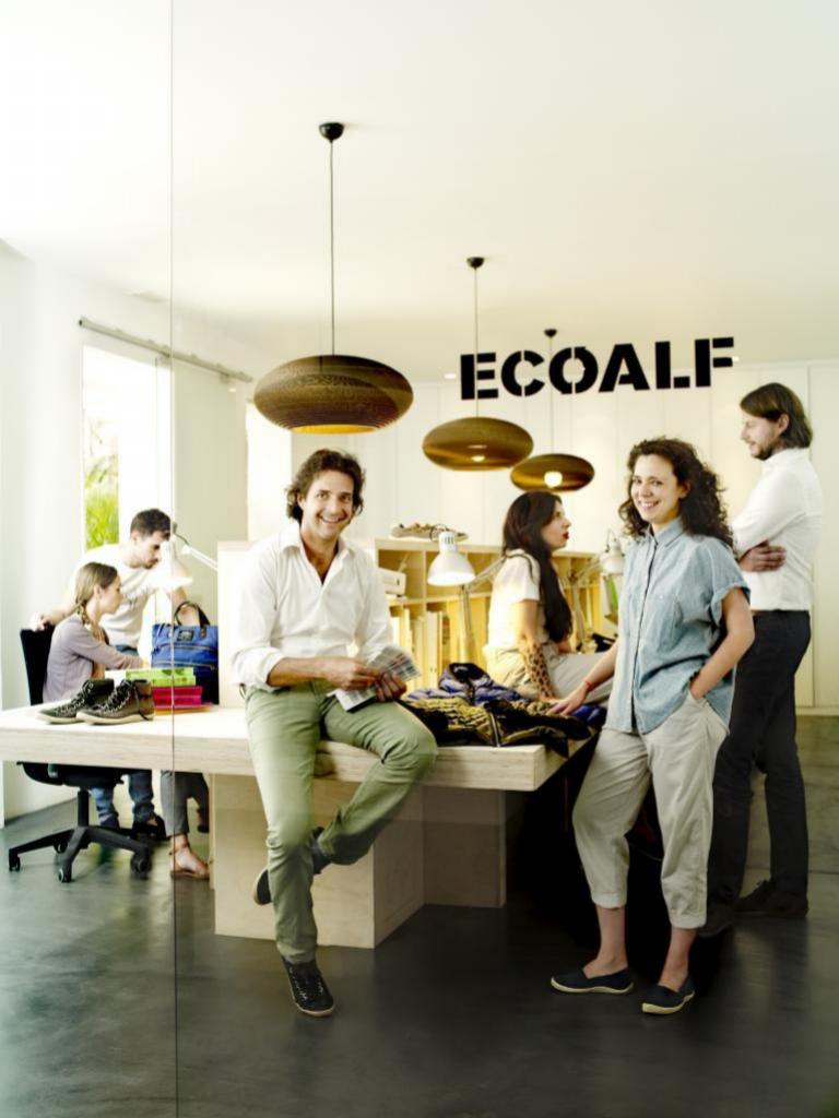 Equipo de Ecoalf