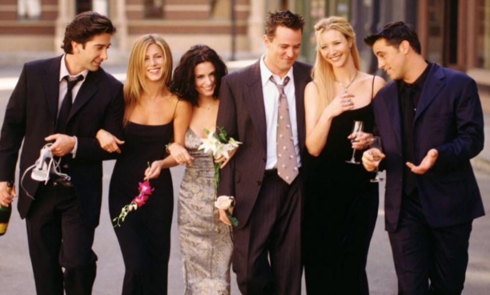 Fotograma de Friends.