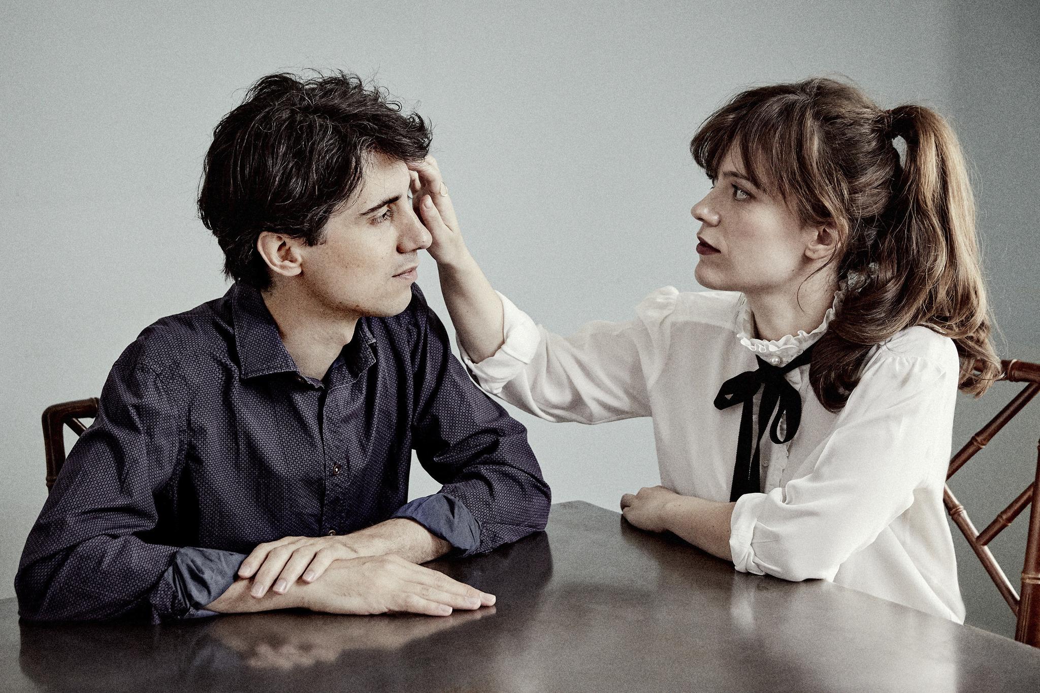 Jonas Trueba e Itsaso Arana