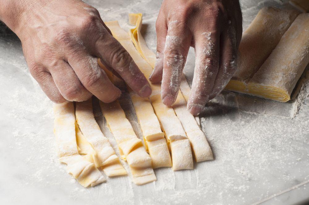 Hacer pasta casera es más fácil de lo que parece.