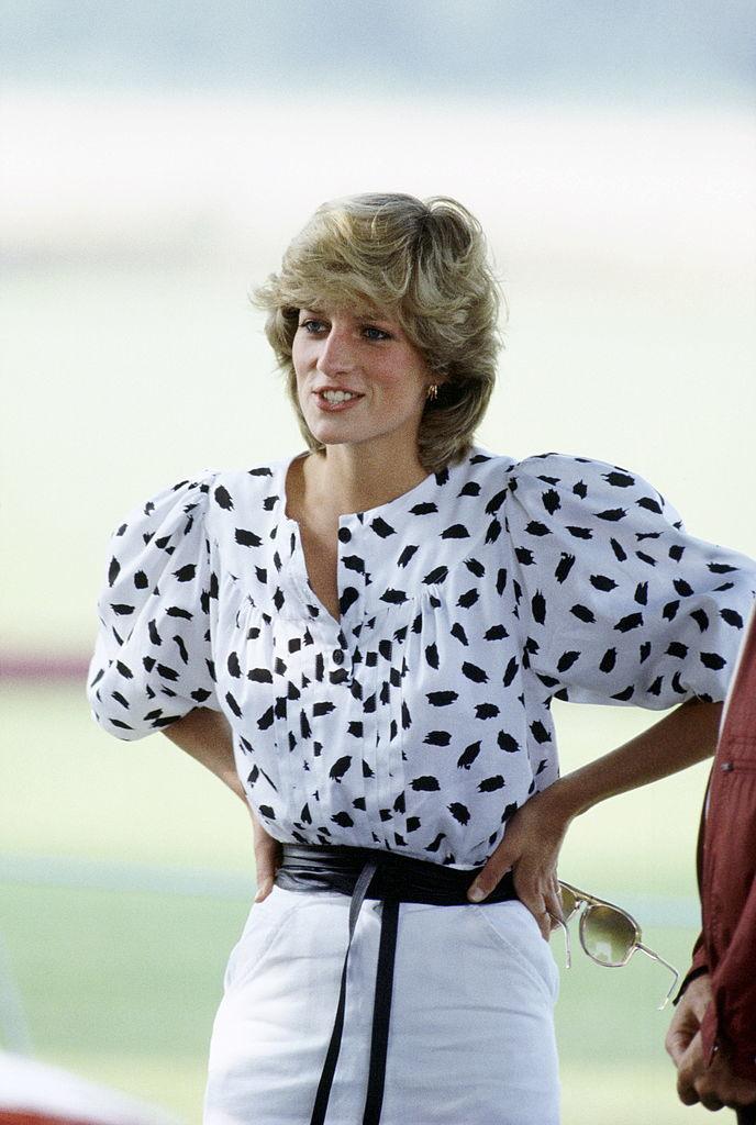 Lady Di en 1985.