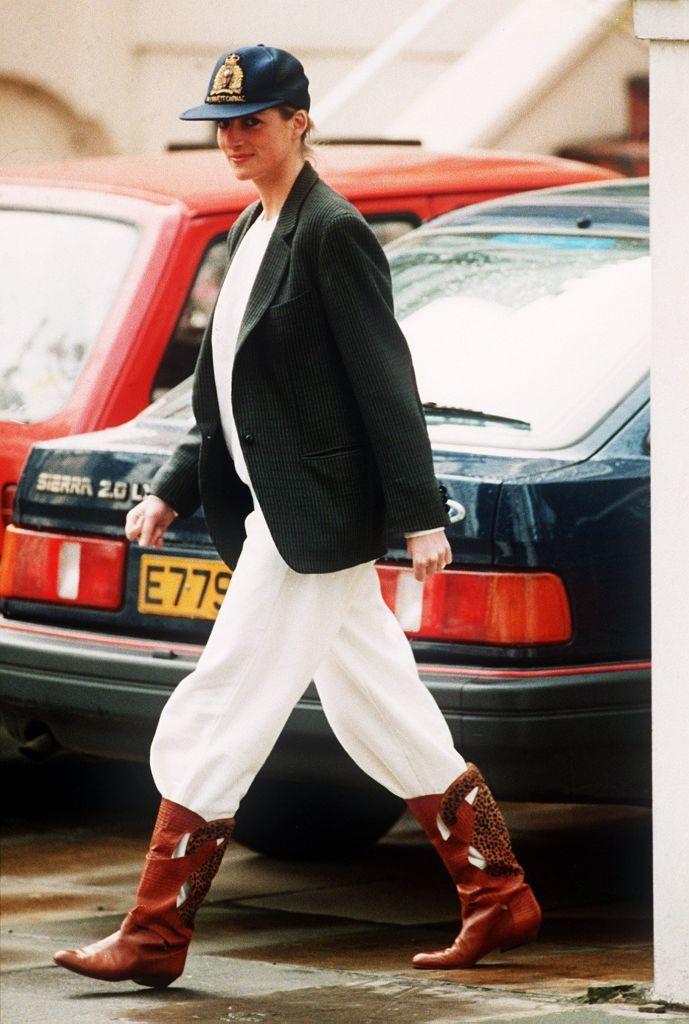 Lady Di en 1989.