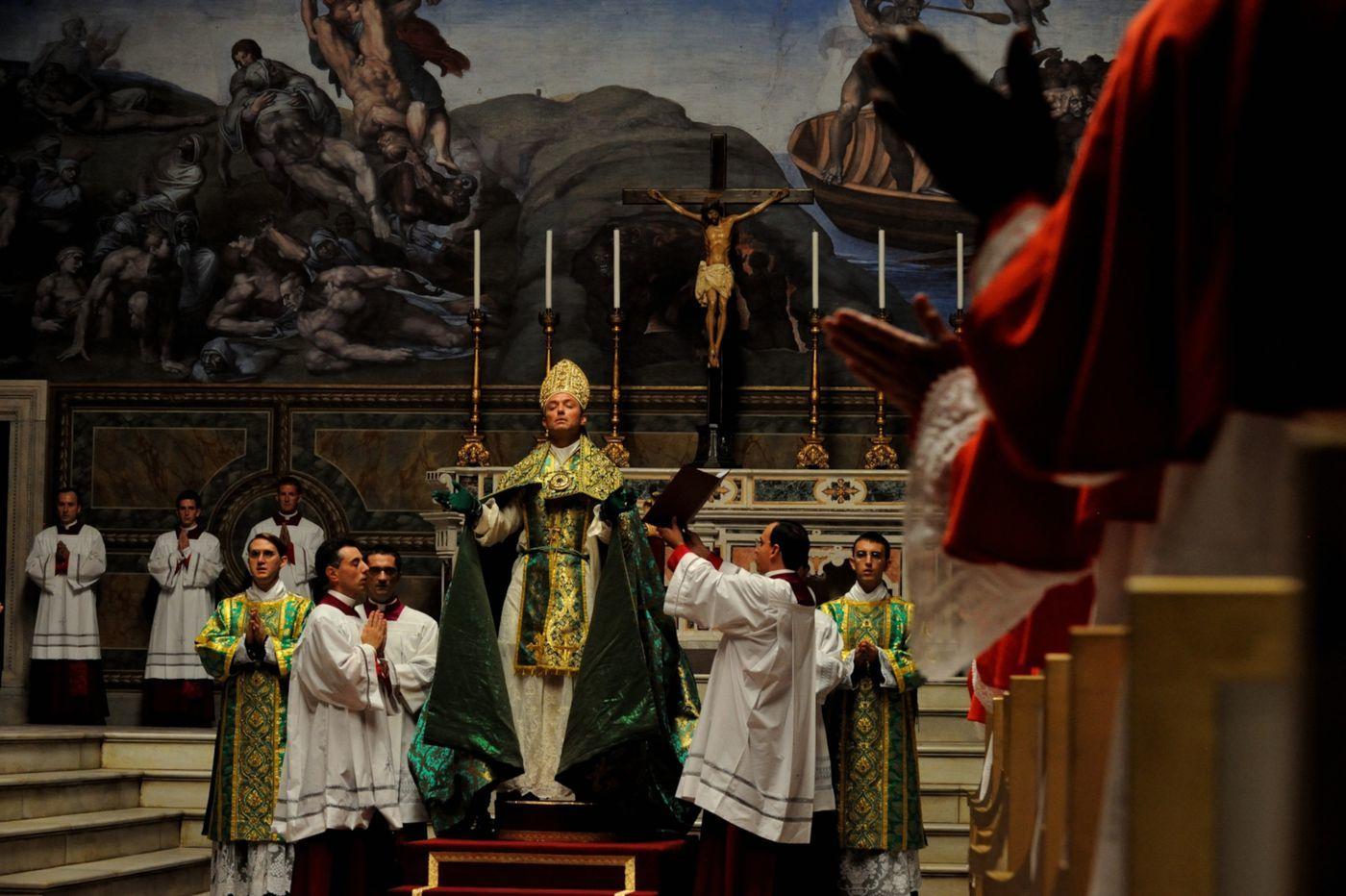 La serie The Young Pope te permitirá ver tanto el Vaticano como el interior de la Capilla Sixtina.