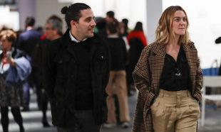 Marta Ortega junto a su marido, Carlos Torretta.