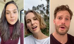 Las celebrities se unen para cantar Imagine