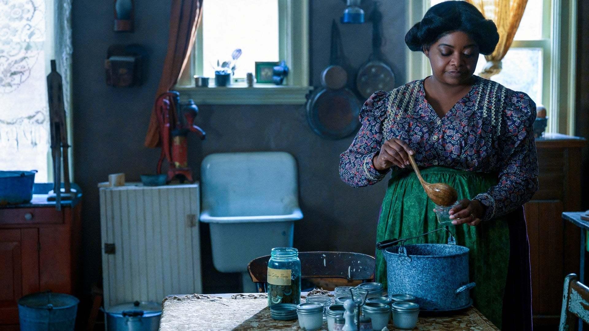 """Una de las imágenes de """"Madam CJ Walker: uan mujer hecha a sí misma""""."""