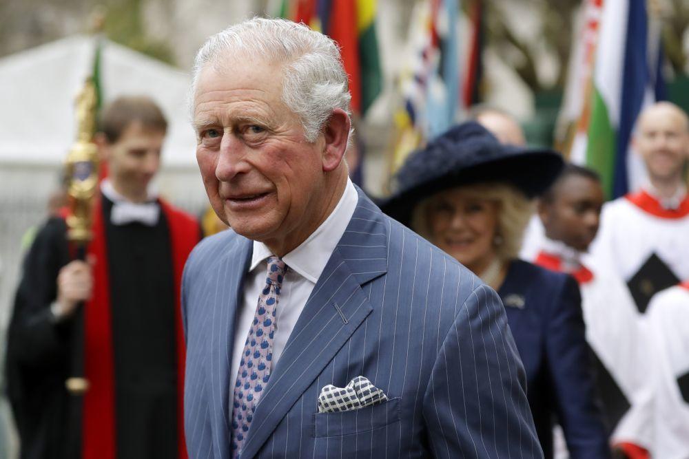 El príncipe Carlos tiene coronavirus.