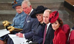 Así vive la familia real británica la cuarentena.