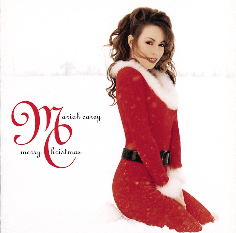 """El álbum """"Merry Christmas"""", de Mariah Carey."""