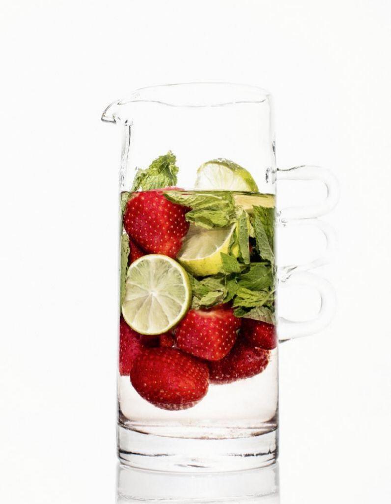 Las fresas poseen un elevado contenido en vitamina C.