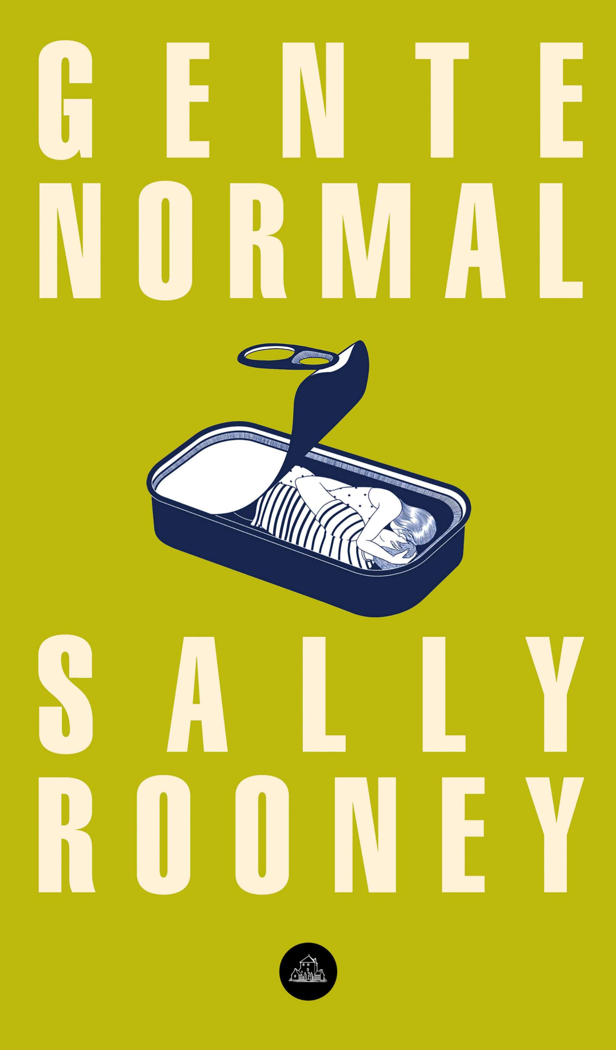 Portada de la novela de Sally Rooney.