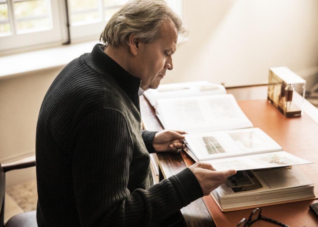 Jacques Cavallier ha realizado una intensa labor de investigación.