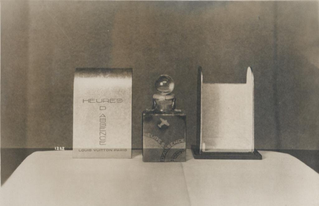 El perfume más antiguo de Louis Vuitton, de 1927, predecesor del recién lanzado.