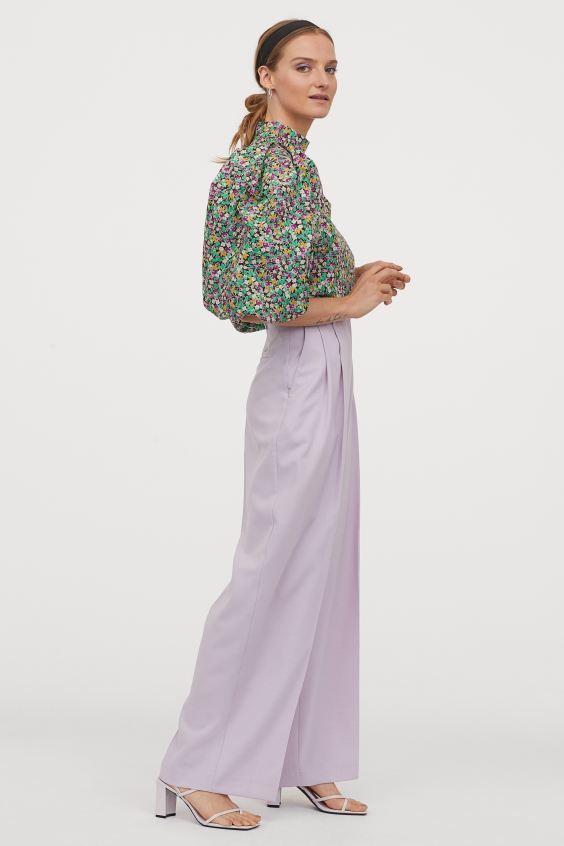 Pantalón de H&M (49,99 euros).