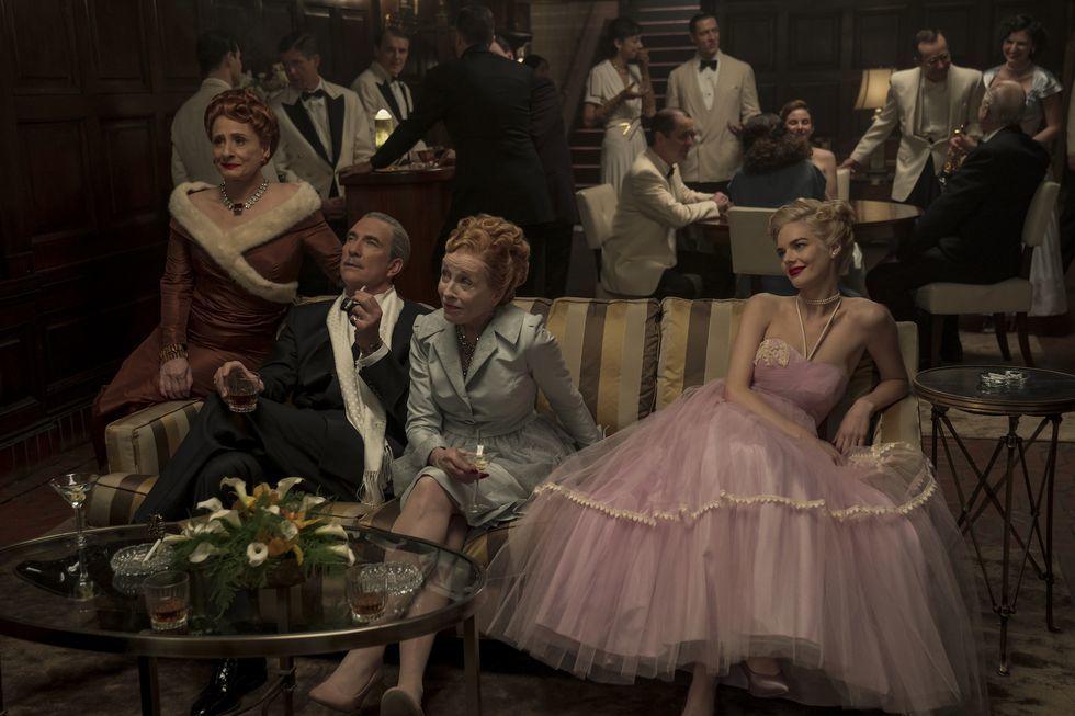 """La estética y la moda tienen una gran importancia en """"Hollywood""""."""