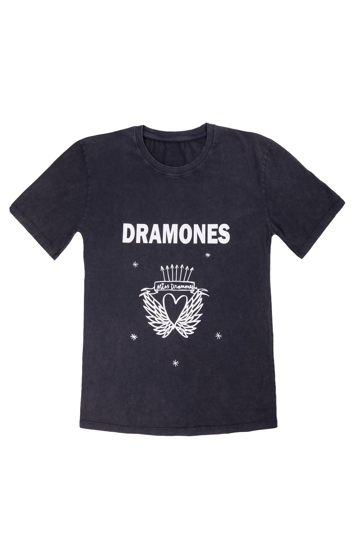 Camiseta Dramones (29,95 ) que se vende en Luciabe.com.