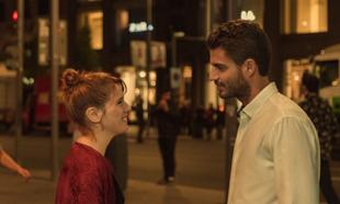 Diana Gómez y Maxi Iglesias son los protagonistas de la serie...