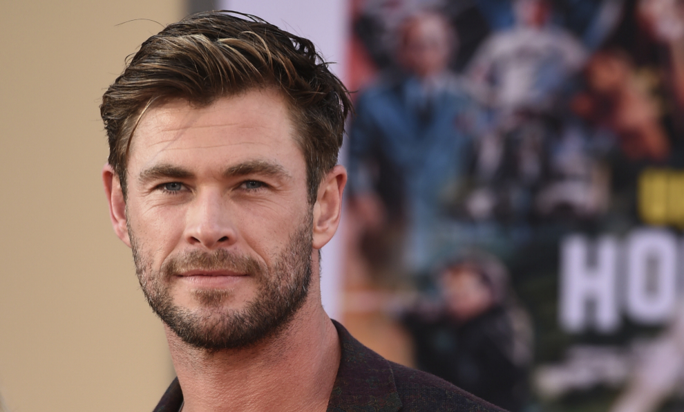 Chris Hemsworth se ha involucrado en esta nueva faceta mindfulness...